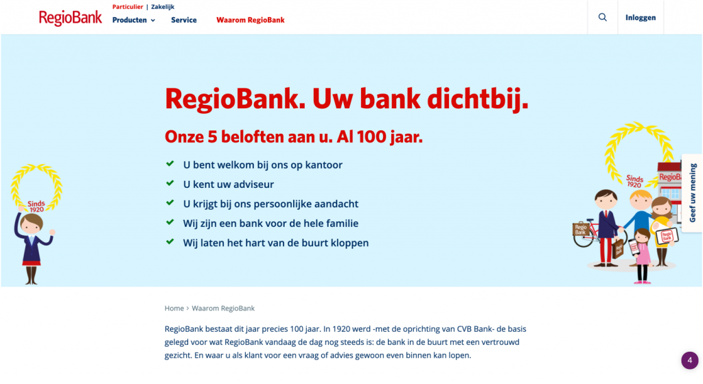Scale-up-Experience-RegioBank