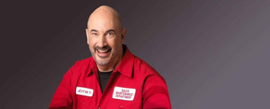 Jeffrey Gitomer Scale up Experience sales guru's