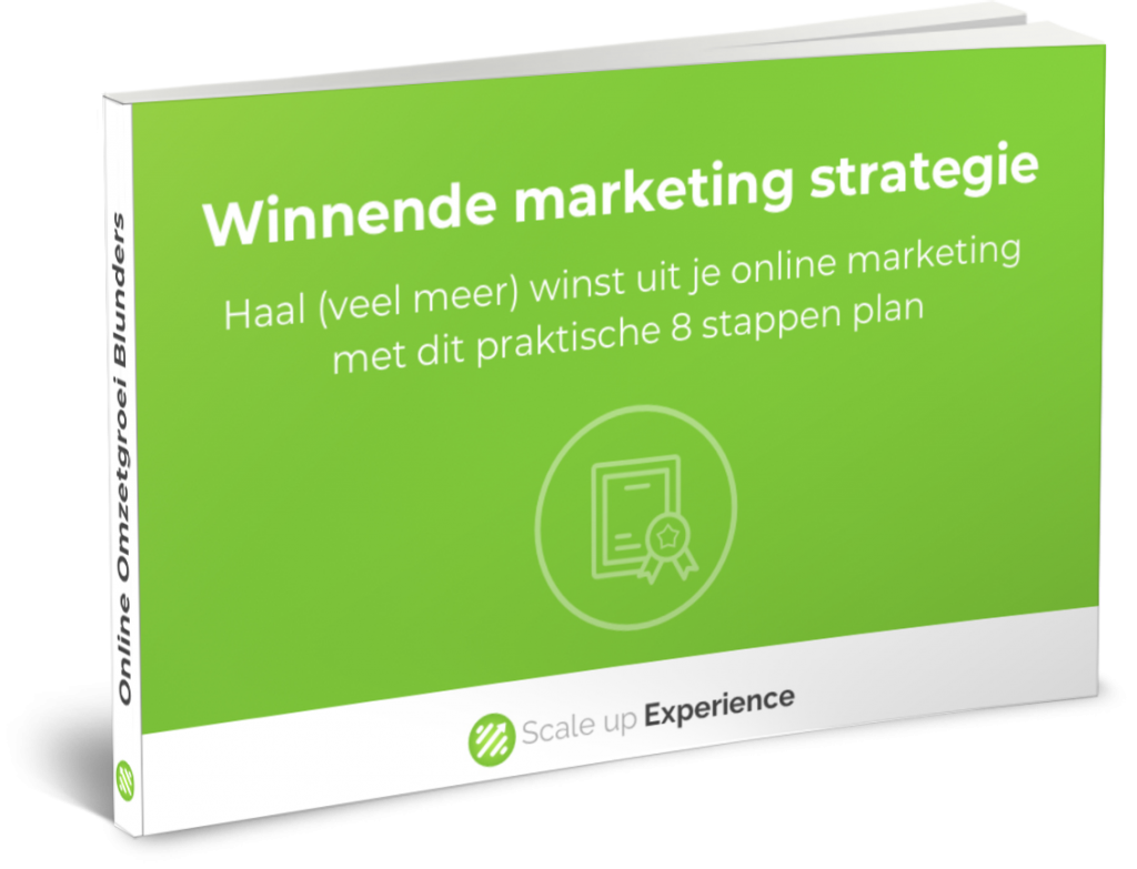 Winnende-marketingstrategie