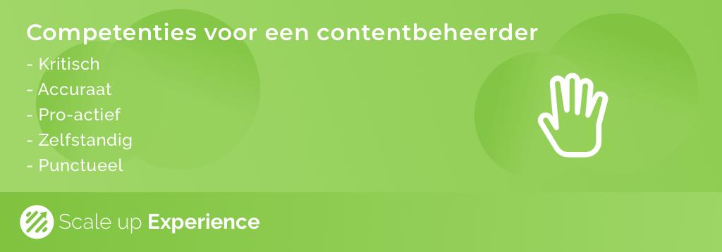 Marketingteam - Content Beheerder