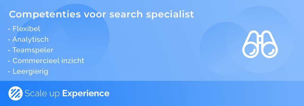 Marketingteam - Search Specialist